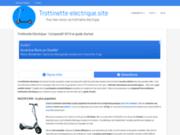 Comparatifs des meilleures trottinettes électrique