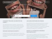 Trouverundentiste.net : soins dentaires proches de chez vous