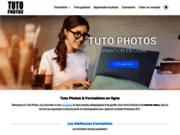 Tuto Photo, Formation Photoshop CC et Lightroom