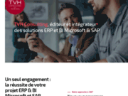 Intégrateur ERP Microsoft Dynamics 365 AX et SAP S4 HANA