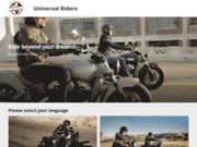 Location moto France - Harley-Davidson - BMW - Indian - Triumph - Voyages moto - Universal Riders