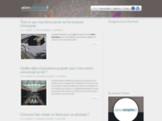 Site du blog Univers Entreprises