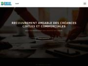 Société recouvrement créances Paris