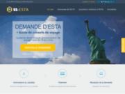 Faire une demande d'autorisation de voyage pour les Etats-Unis avec US-ESTA