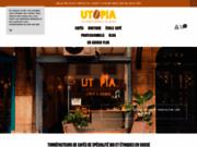 Utopia Coffee - Torréfacteurs de cafés bio et éthique en Suisse