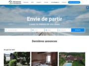 Location de vacances entre particuliers francophones