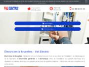 Entreprise d'électricité à Bruxelles