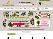 Vanessences.fr : Aromathérapie bio - Créateurs de bien être