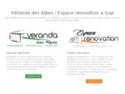 Véranda des Alpes/Espace Rénovation à Gap