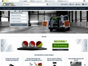 Vente en ligne d'accessoires pour utilitaires