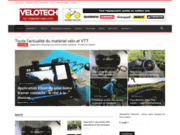 velotech.fr le blog dédié à tous les passionnés du cyclisme