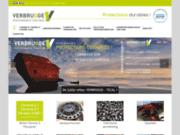 Verbrugge la protection durable des métaux
