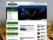 Vercom - Les technologies avancées pour la protection de l'environnement