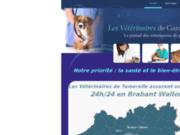Service vétérinaire de garde du Brabant Wallon et du Hainaut