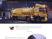 Vidange Éclair : une société de nettoyage à Tournai
