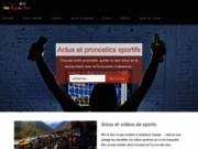 Toute l'actualité sportive en vidéo