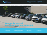 Compagnie de vente des voitures d'occasion