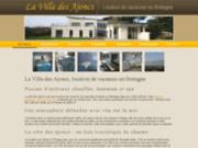 La Villa des Ajoncs, location de vacances Bretonne