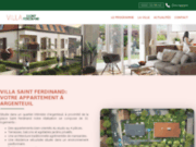 Agence immobilière Argenteuil 95100 - Villa Saint Ferdinand
