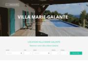 Location de villa à Marie Galante