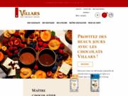 Boutique proposant des chocolats succulents
