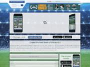 Jeu de football en ligne - Virtuafoot Manager