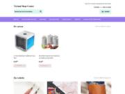 Boutique en ligne Virtual Shop Center