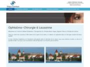 Traitement et chirurgie du glaucome en Suisse