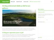 Vision Golf, guide d'information pour golfeurs débutants