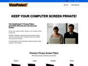 Filtres de confidentialité premium VistaProtect