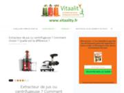 Vitaality : Quel extracteur de jus choisir