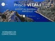 Prisca VITALI, Avocat au Barreau de Marseille