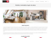 Meubles VOX - Mobilier design & modulable