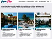 Guide de voyage sur les hôtels de luxe et design