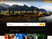 Agence de voyage au Laos