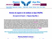 Voyance ange bleu des mediums en ligne et des voyants à votre service