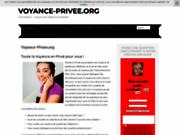 Voyance-privee.org : voyance par téléphone en privé