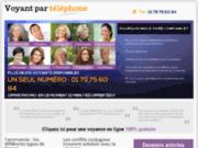 La consultation de voyance par téléphone