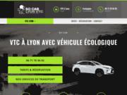 Services de transport VTC à Lyon et environ