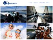 WakeSharing, plateforme de partage de bateaux et d'activités nautiques