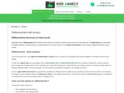Agence de référencement Annecy et Aravis