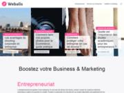 Webalis: magazine sur l'entrepreneuriat