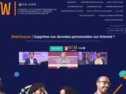 WebCleaner le nettoyeur du web