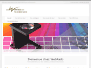 Objets publicitaires – Webkado