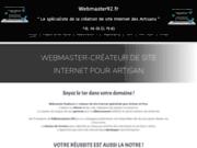 Création de site internet spécialiste pour les Artisans et Pme