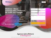 Webtoo, votre agence web offshore à Madagascar