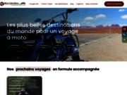 Le spécialiste voyage à moto - westeurobikes.com