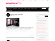 Women Actu, actualité féminine