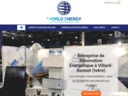 World Energy à Villard-Bonnot