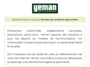 Yeman, l'imprimeur polyvalent de tous vos projets de communication